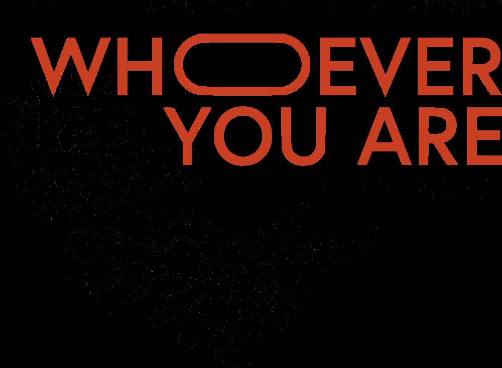 Grafik Startseite Whoever You Are neu